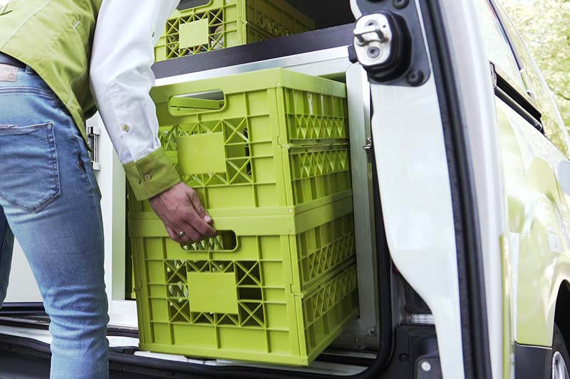 Service food CargoCool